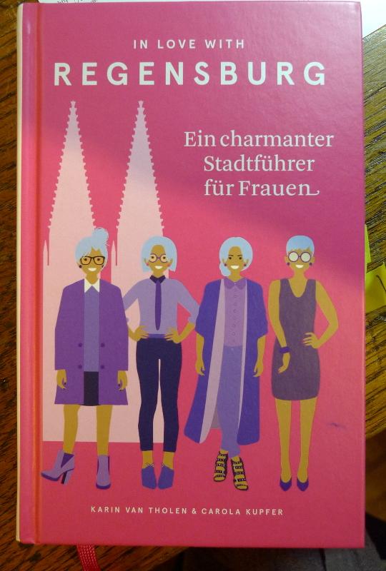 """""""Ein charmanter Stadtführer für Frauen"""""""
