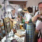 Trachtenmarkt in Greding 3./4. September