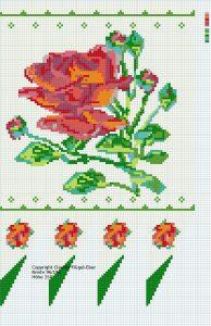AK_Rose_1 Als Perlbeutel-Strick-Kit erhältlich. 109€