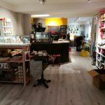 Carakess Laden & Café Eröffnung am 20.11.2018
