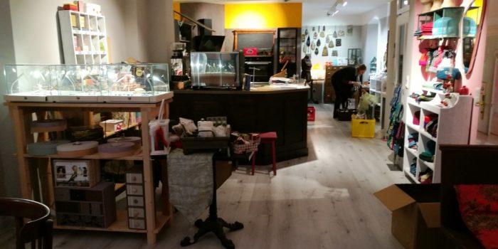 Carakess Eröffnung Laden & Café1