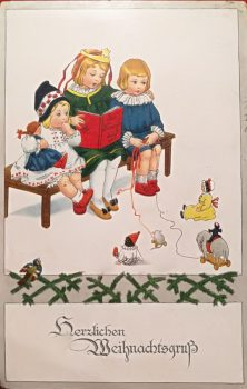 Carakess Weihnachtsgruß